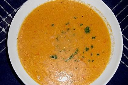 Cremige Tomatensuppe mit Kokosmilch 29