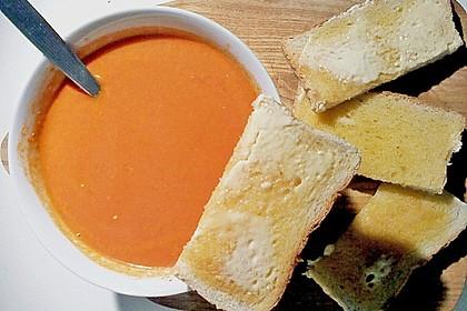 Cremige Tomatensuppe mit Kokosmilch 48