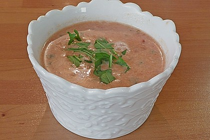 Cremige Tomatensuppe mit Kokosmilch 27