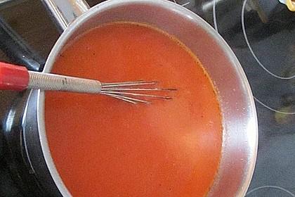 Cremige Tomatensuppe mit Kokosmilch 22