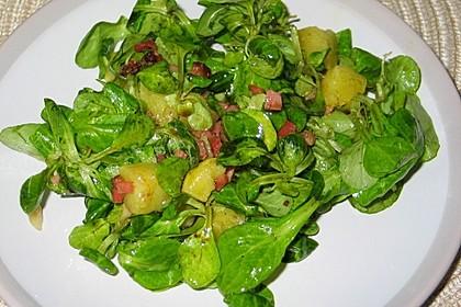 Steirischer Feldsalat