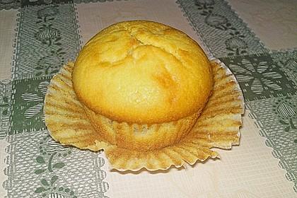 Bananen - Honig - Muffins 9