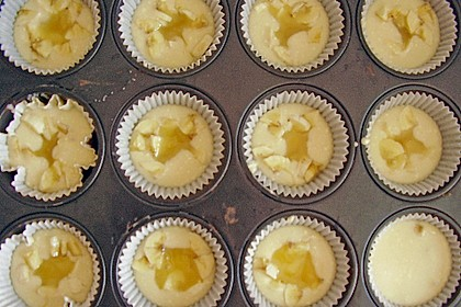 Bananen - Honig - Muffins 15