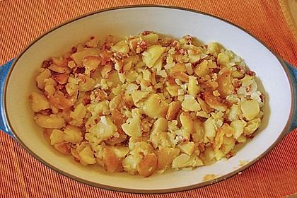 Bratkartoffelauflauf mit Schnitzel 21