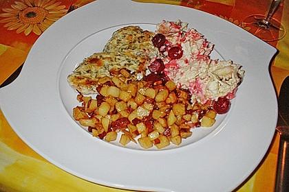 Bratkartoffelauflauf mit Schnitzel 20