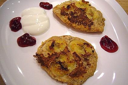 Fruchtig frische Vollwert - Pfannkuchen 2