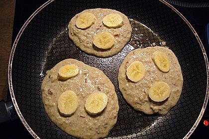 Fruchtig frische Vollwert - Pfannkuchen 3