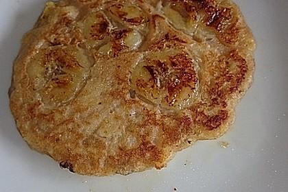 Fruchtig frische Vollwert - Pfannkuchen 1