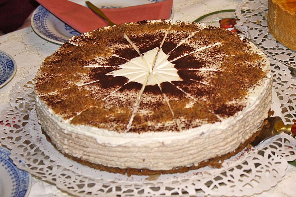Schnelle torte zu weihnachten