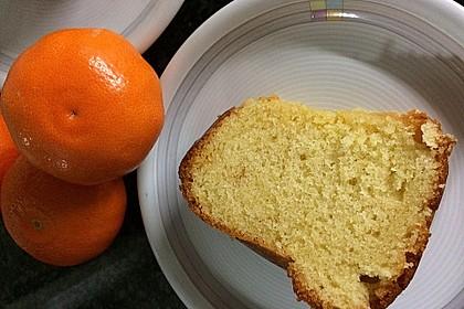 Orangenkuchen 90