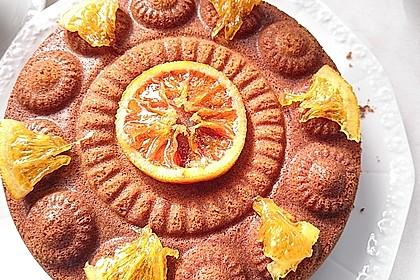 Orangenkuchen 11