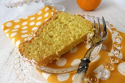 Orangenkuchen 4