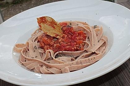 Italienische Hack - Pasta - Sauce 4