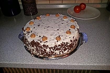Giotto - Pfirsich - Torte 1