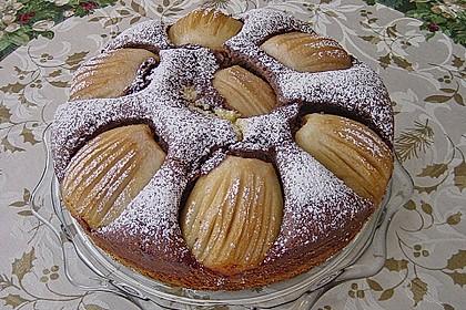 Birnen - Marmorkuchen
