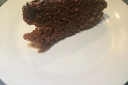 Türkischer Schokoladenkuchen 82