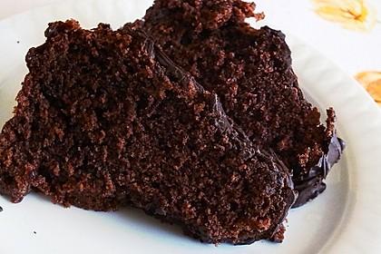 Türkischer Schokoladenkuchen 29
