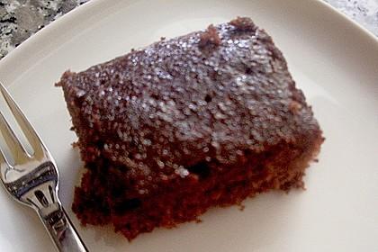 Türkischer Schokoladenkuchen 92