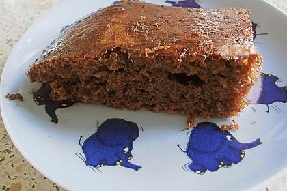 Türkischer Schokoladenkuchen 84