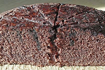 Türkischer Schokoladenkuchen 52