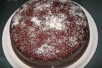 Türkischer Schokoladenkuchen 21
