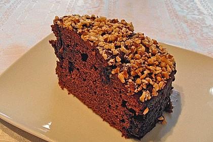 Türkischer Schokoladenkuchen 8