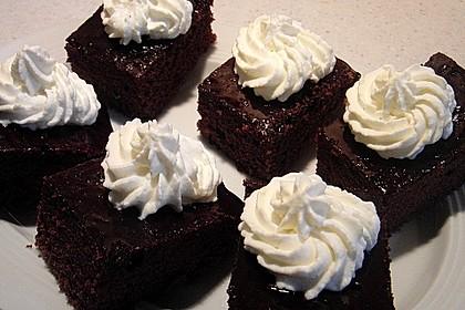 Türkischer Schokoladenkuchen 6