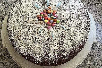 Türkischer Schokoladenkuchen 39