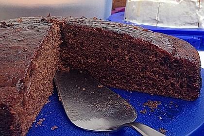 Türkischer Schokoladenkuchen 13