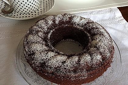 Türkischer Schokoladenkuchen 4