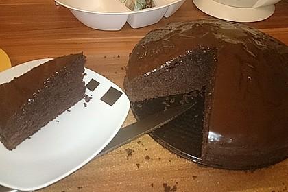 Türkischer Schokoladenkuchen 10