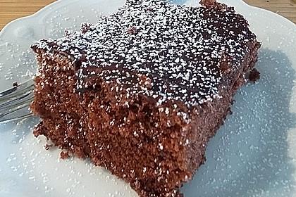 Türkischer Schokoladenkuchen 19