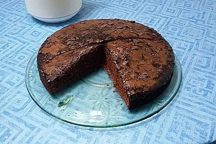 Türkischer Schokoladenkuchen 37