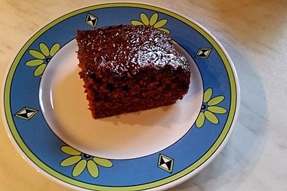 Türkischer Schokoladenkuchen 46