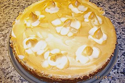 Limetten Kuchen  Pie de Limones 1