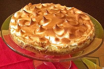 Limetten Kuchen  Pie de Limones