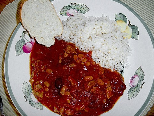 Original Chili con carne 3