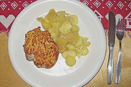 Apfel - Fleisch aus dem Römertopf 1