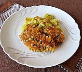 Gemüse - Haferflocken - Bratlinge (Bild)