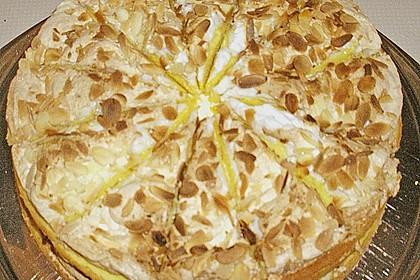 Hansen - Jensen - Torte mit Sauerkirschen 8