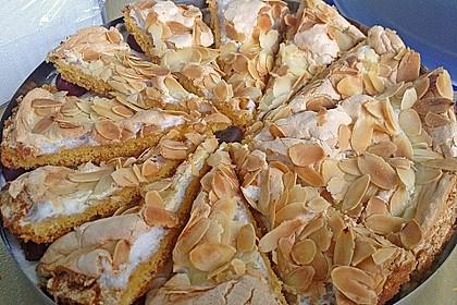 Hansen - Jensen - Torte mit Sauerkirschen 7
