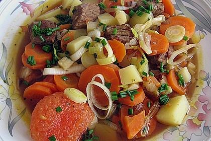 Rindfleisch - Kartoffeltopf