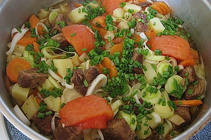 Rindfleisch - Kartoffeltopf 1