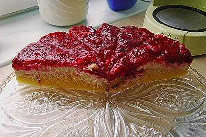Rote - Grütze - Torte 3