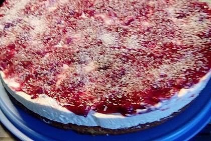 Rote - Grütze - Torte 2