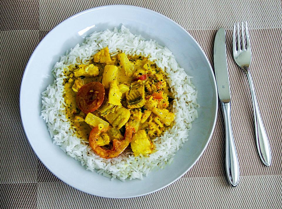 maledivisches fisch curry mit frischen currybl ttern von pony2. Black Bedroom Furniture Sets. Home Design Ideas