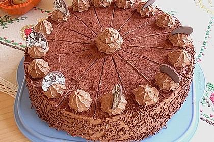 Amaretto - Trüffel - Sahne - Torte 3