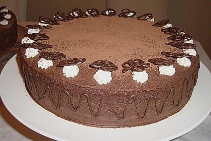 Amaretto - Trüffel - Sahne - Torte 4