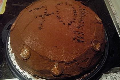 Amaretto - Trüffel - Sahne - Torte 11