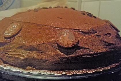 Amaretto - Trüffel - Sahne - Torte 12